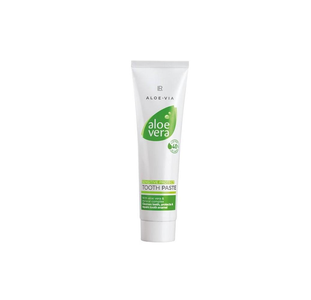 Aloe Vera Зубная паста-гель для чувствительных зубов