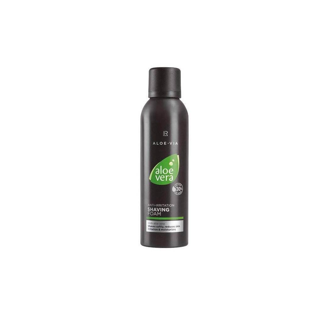 Aloe Vera Піна для гоління без подразнень