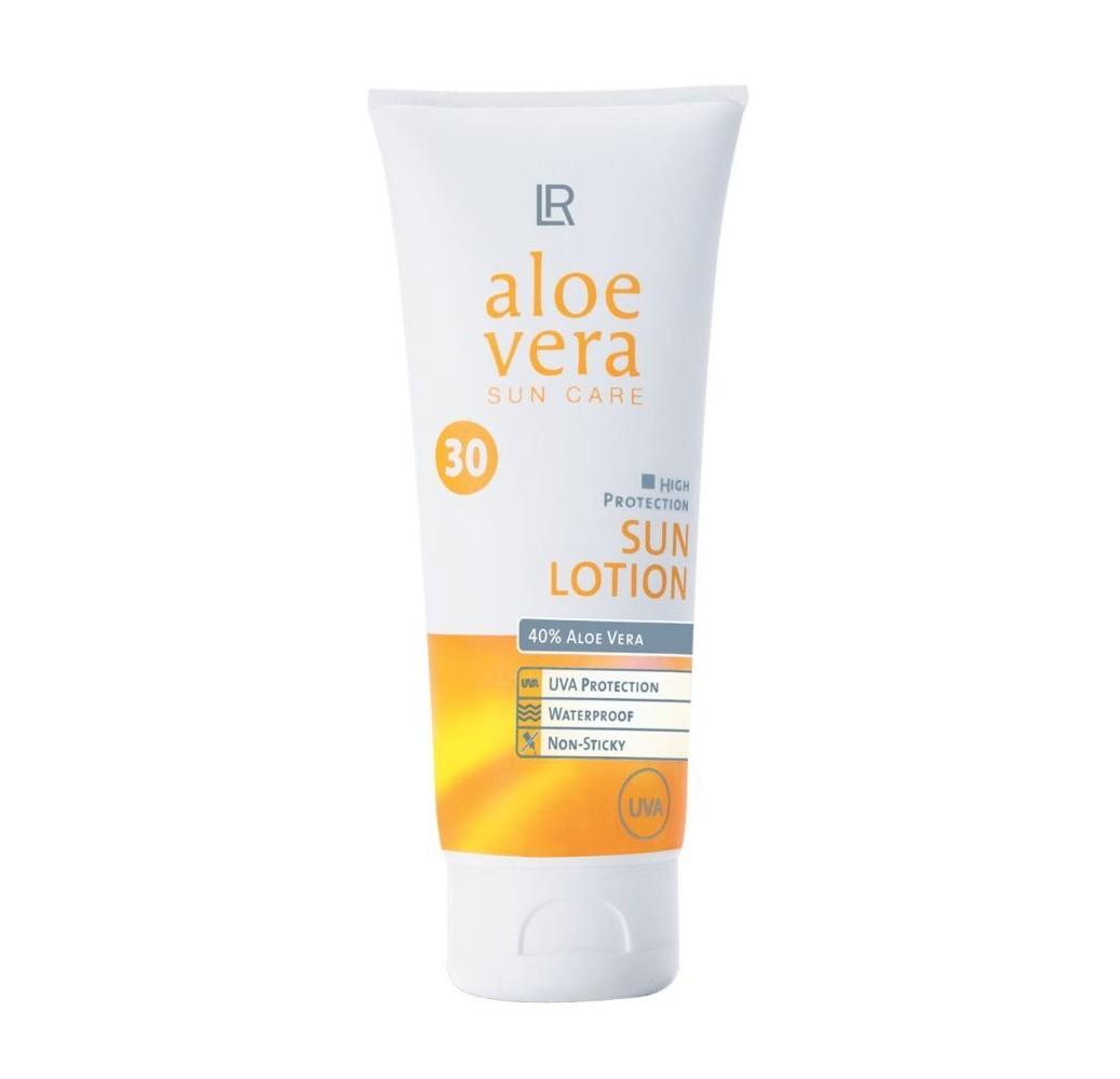 Aloe Vera Sun Солнцезащитный лосьон SPF 30